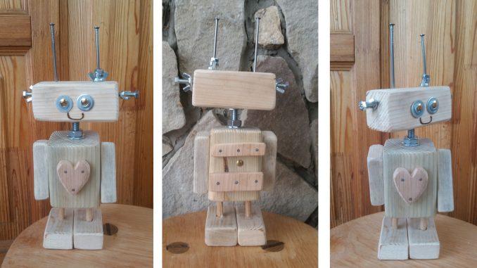 Robot házilag